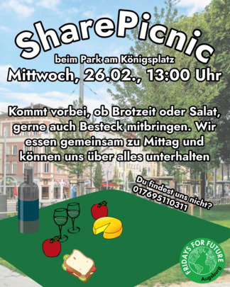 Sharepic zum Sharepicnic